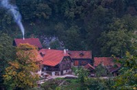 Slunj Village, Croatia