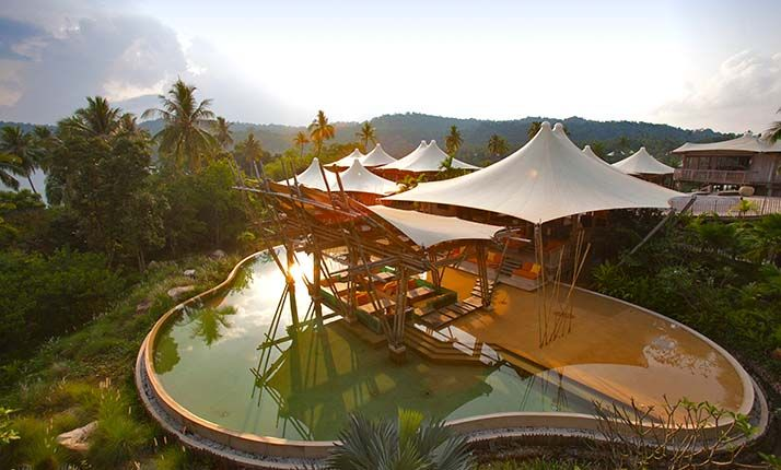 Soneva Resorts in Kiri, Thailand
