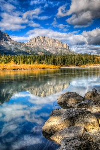 Mount John Laurie, Kananaskis Country, Alberta, Canada