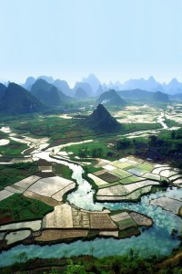 Shangri-la, Guilin, China