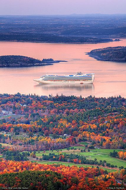 Bar Harbor, Maine, USA
