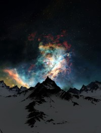 The Northern Lights in Alaska