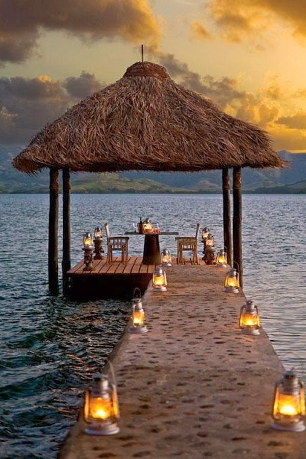 Dolphin Island, Tropical Hideaway in Fiji