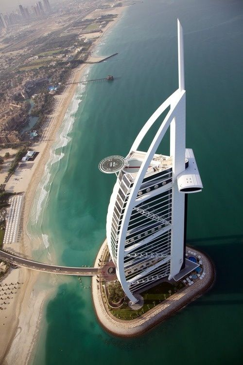 Burj Al-Arab, United Arab Emirates