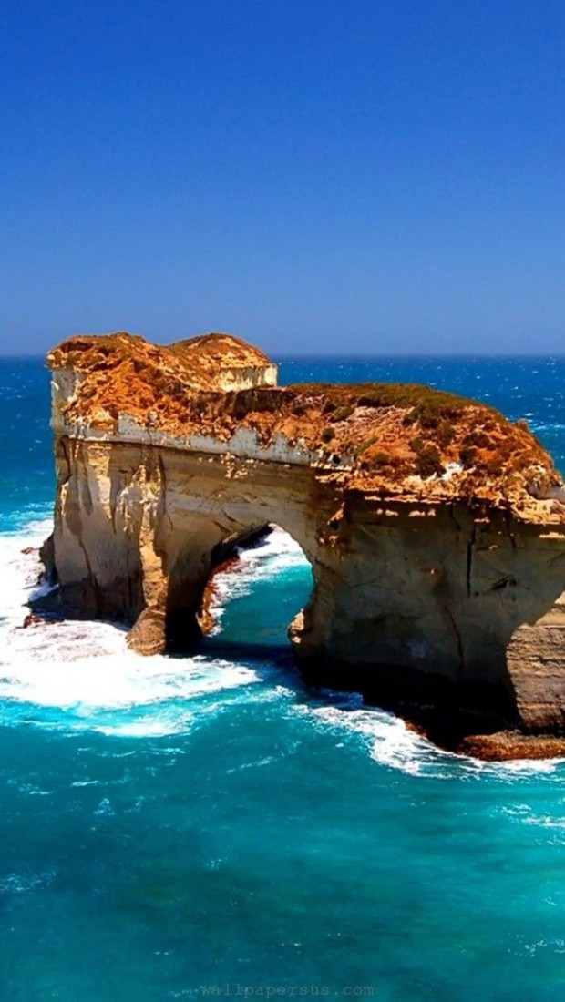 The Arch in the Sea, Port Campbell, Australia
