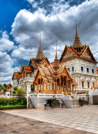The Royal Palace in Bangkok, Thailand
